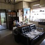 食堂室兼台所(キッチン)